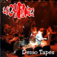 Lazybonez - Demo Tapes