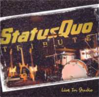 Status Quo Tribute - Live In Studio